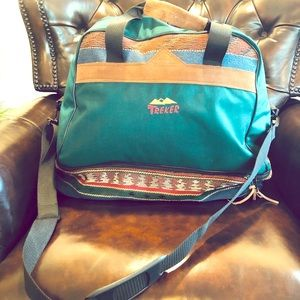 Vintage Treker Bag